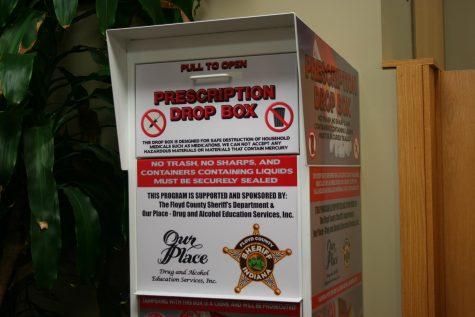 Drug Drop Off Program at IU Southeast