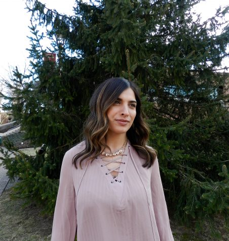 Nancy Casey, once a refugee from the war in Iraq, now a U.S. citizen.