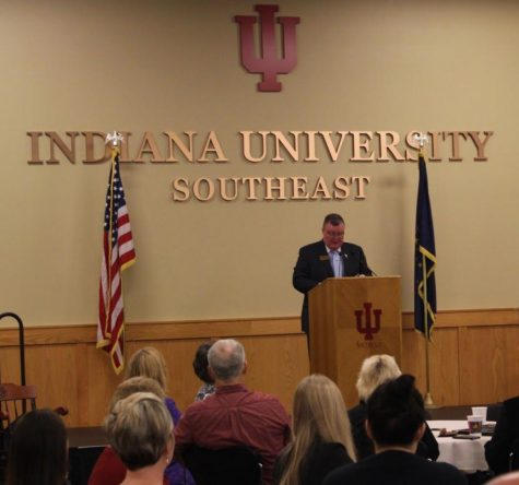 Sexual violence prevention at IU Southeast has a new face
