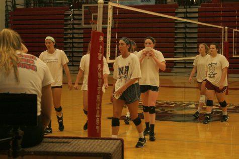 Freshman athletes adjusting to college life