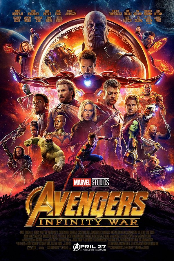 "9601a71409bb Marvel delivers jaw-dropping film with ""Avengers  Infinity War ..."