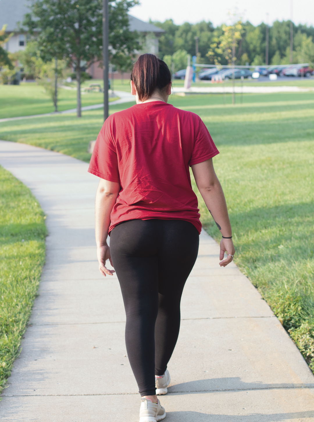 The infamous walk of shame: A walk that begins the night before, filled with excitement and anticipation of what is to come. But what actually defines the walk of shame?