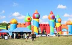 The World's Largest Bounce House is Coming to Lexington