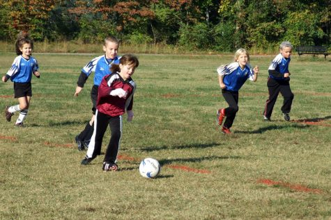 """Soccer"" by flickr user Michael Neel, used under the Creative Commons BY 2.0 license."