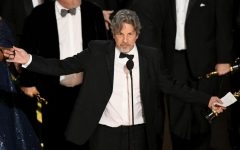 The 91st Academy Awards is one for the (Green) books