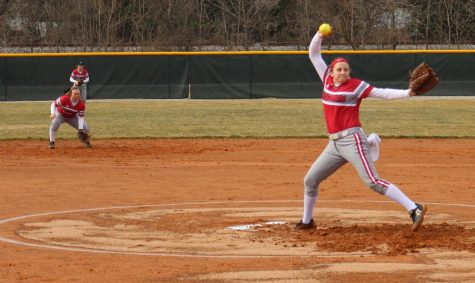 Grenadiers split first home doubleheader