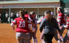 Grenadiers sweep Pioneers in walk-off fashion on alumni day
