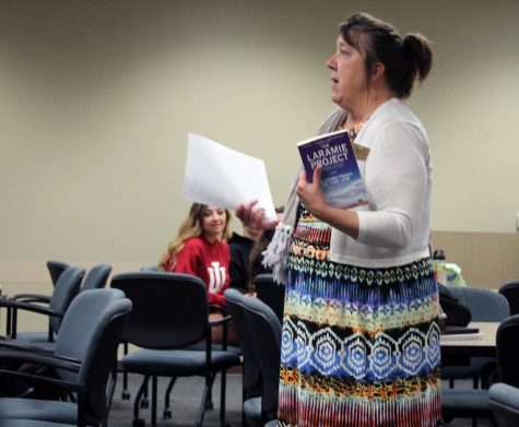"""The Laramie Project"" sparks discussion about tolerance and human rights"