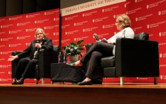Judy Shepard visits IU Southeast, speaks about human rights