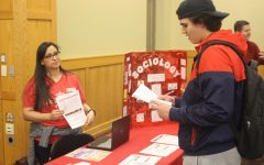 Students find new opportunities at annual IUS Majors & Minors Fair